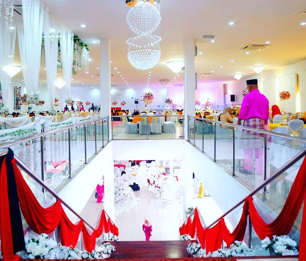 Astana Wedding Place & Function Space Shah Alam