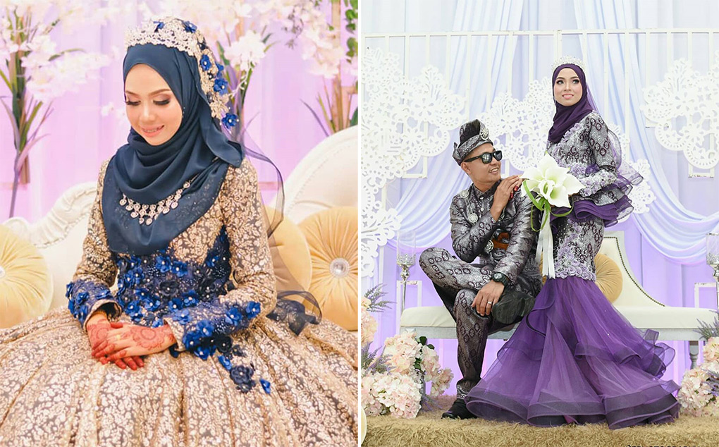 Butik Pengantin Lidelina Collection Kulim