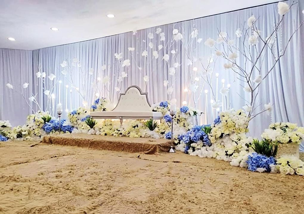 Butik Pengantin Lidelina Collection Pelamin
