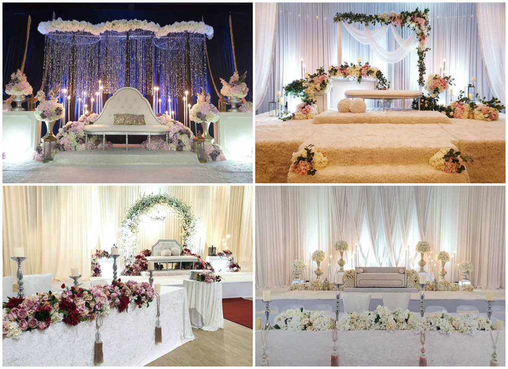 D Teruna Dara Wedding & Décor Bridal Kulim