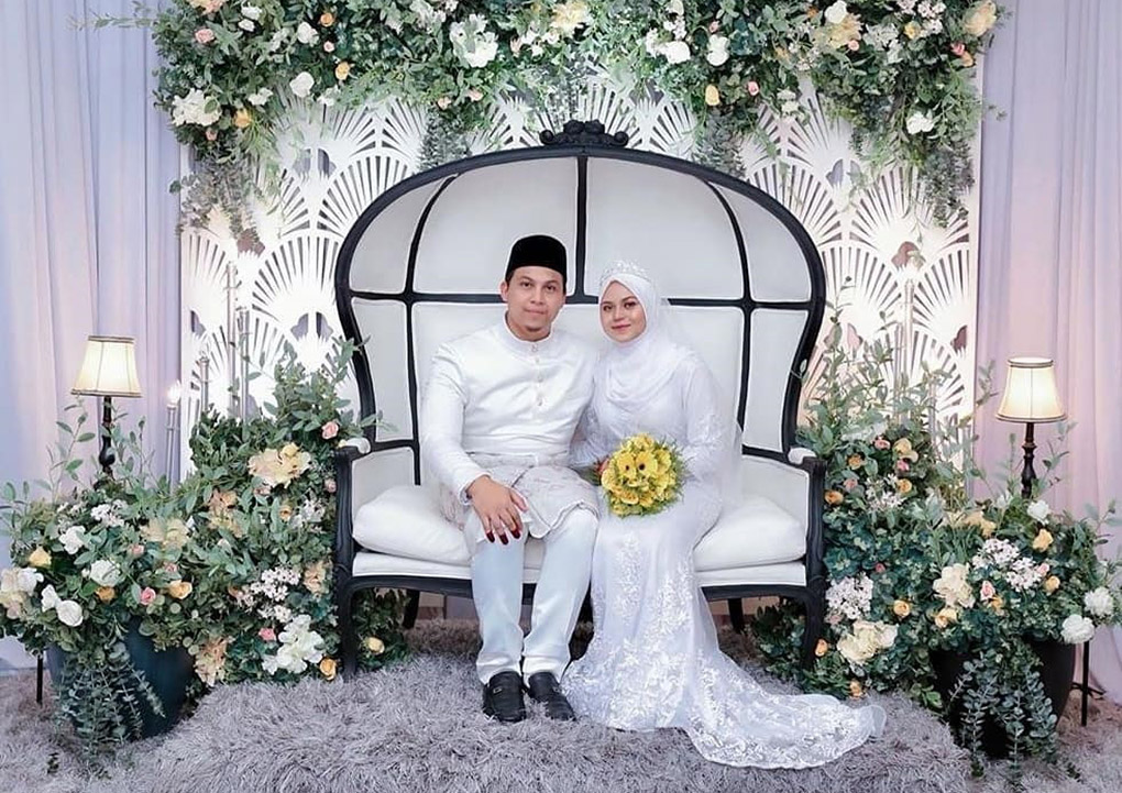 The White Teratak Wedding & Event Pengantin Kulim