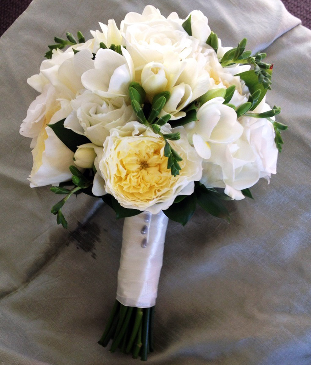 Nosegay Wedding Bouquet